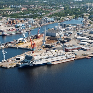 Finnish Border Guard Gets LNG-powered OPV